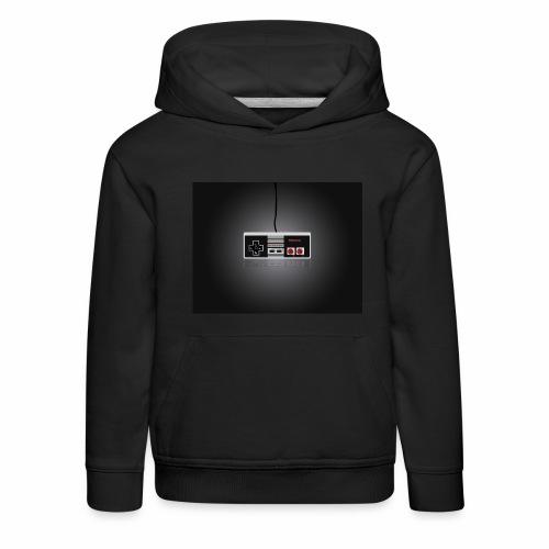 control2 - Sudadera con capucha premium niño