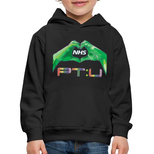PT:U x NHS - Kids' Premium Hoodie