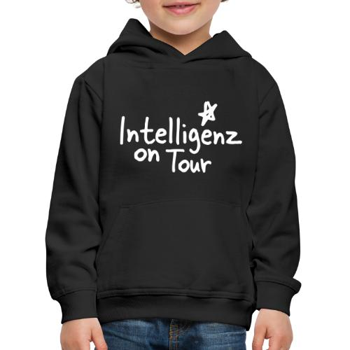 Nerd Shirt Intelligenz on Tour - Kinder Premium Hoodie