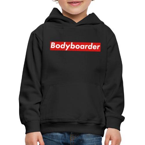 Bodyboarder - Kids' Premium Hoodie