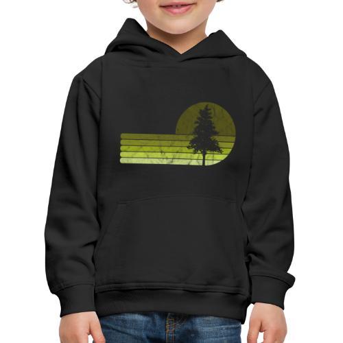 Woid4tla Retrosonne - Kinder Premium Hoodie