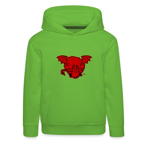 Devil Sheep - Pull à capuche Premium Enfant