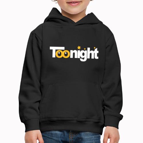 toonight - Felpa con cappuccio Premium per bambini