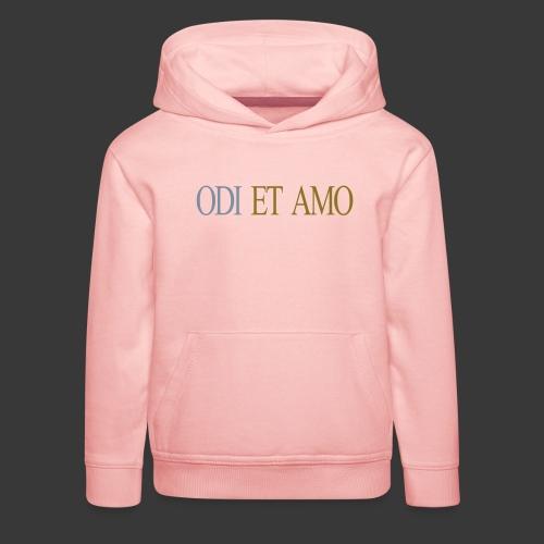 oea - Kids' Premium Hoodie