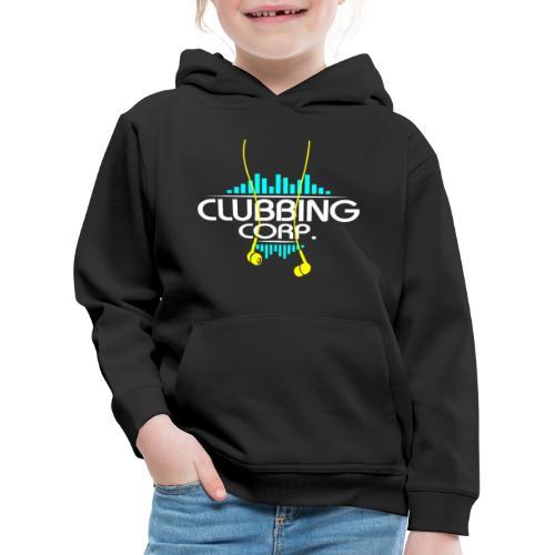 Clubbing Corp. by Florian VIRIOT - Pull à capuche Premium Enfant