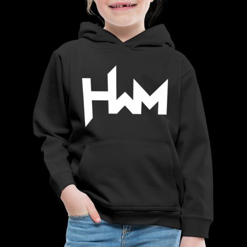 HWMLogo - Kinderen trui Premium met capuchon