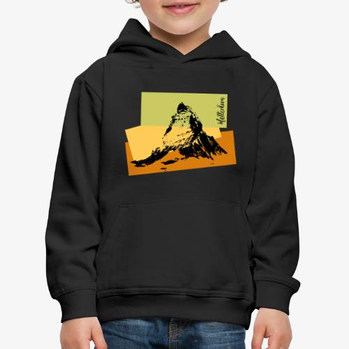 Matterhorn - Kids' Premium Hoodie