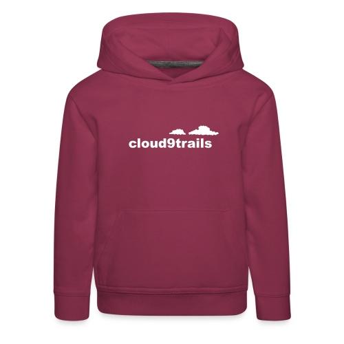 cloud9trails - Kids' Premium Hoodie