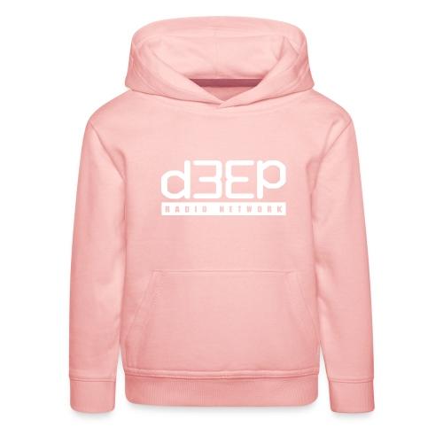 d3ep full white png - Kids' Premium Hoodie