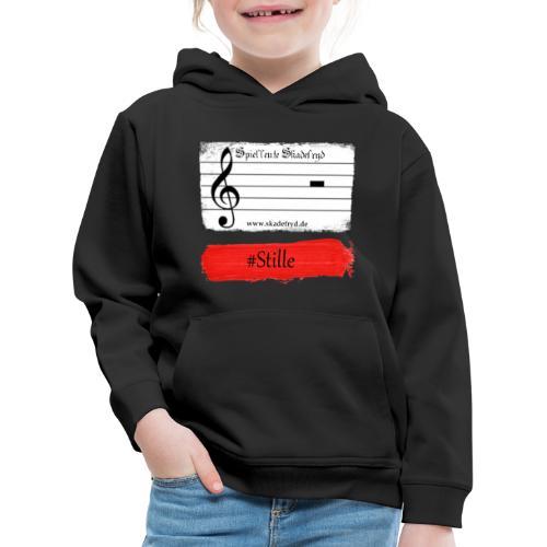 #Stille - Kinder Premium Hoodie