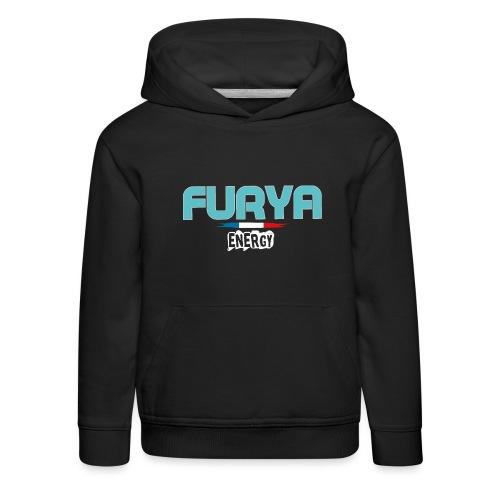 Furya 2021 White - Pull à capuche Premium Enfant
