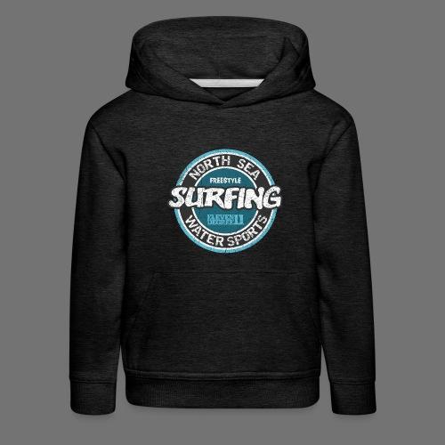 North Sea Surfing (oldstyle) - Lasten premium huppari