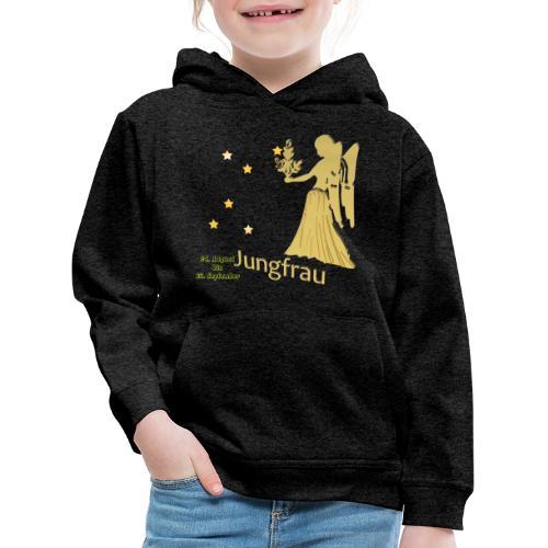 Sternzeichen Jungfrau - Kinder Premium Hoodie