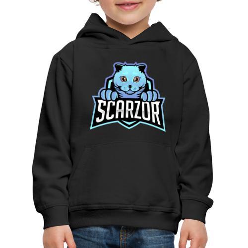 Scarzor Merchandise - Kinderen trui Premium met capuchon