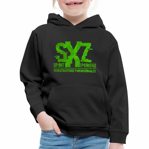 Logo S2 - Pull à capuche Premium Enfant