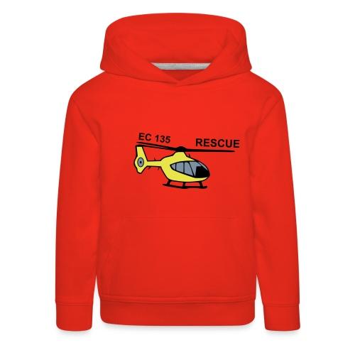 rescue - Kinder Premium Hoodie