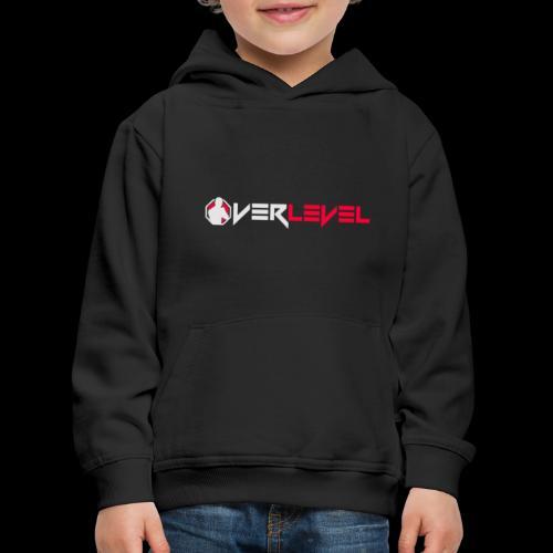 OVERLEVEL - Kinder Premium Hoodie