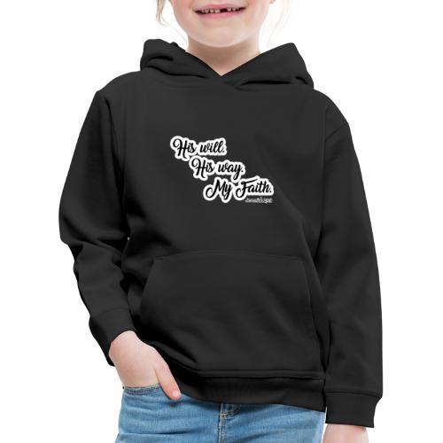 Way Will Faith Art Tee - Kinder Premium Hoodie