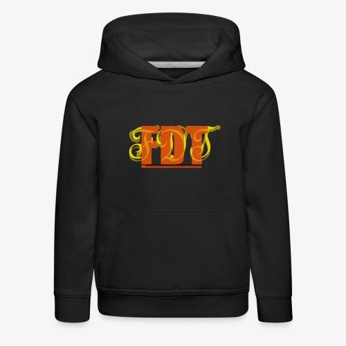 FDT - Kids' Premium Hoodie