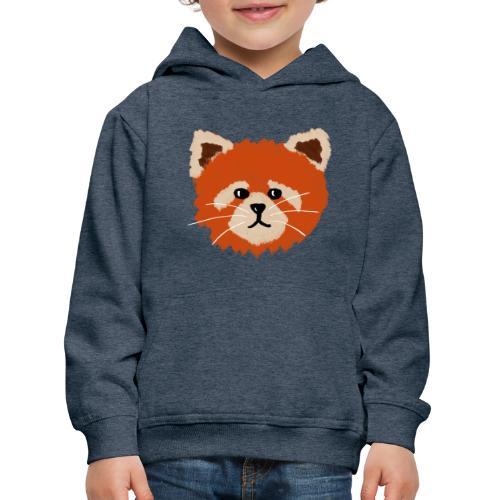 Amanda the red panda - Kids' Premium Hoodie