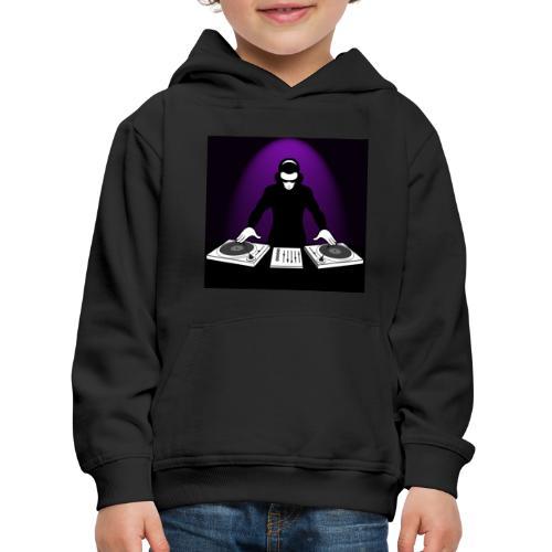 DJ Rojbin - Premium-Luvtröja barn