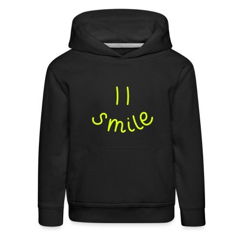Smile-y - Kinder Premium Hoodie