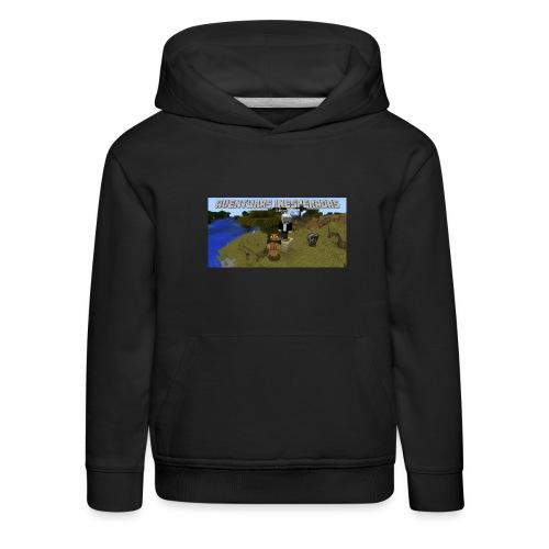 minecraft - Kids' Premium Hoodie