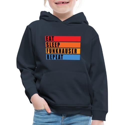 RAVE T-SHIRT - Kinderen trui Premium met capuchon