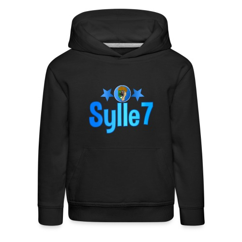 Sylle7 premium design - Premium hættetrøje til børn