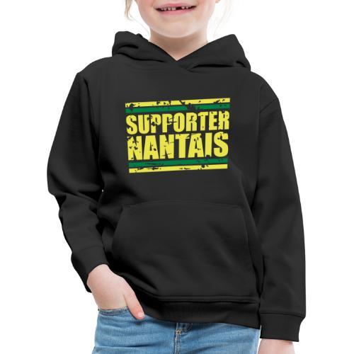 Supporters nantais - Pull à capuche Premium Enfant
