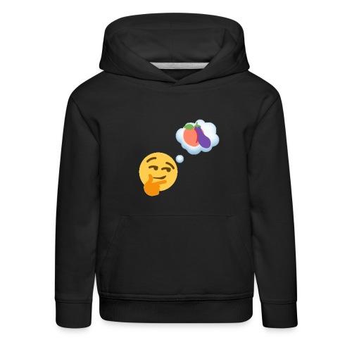Johtaja98 Emoji - Lasten premium huppari