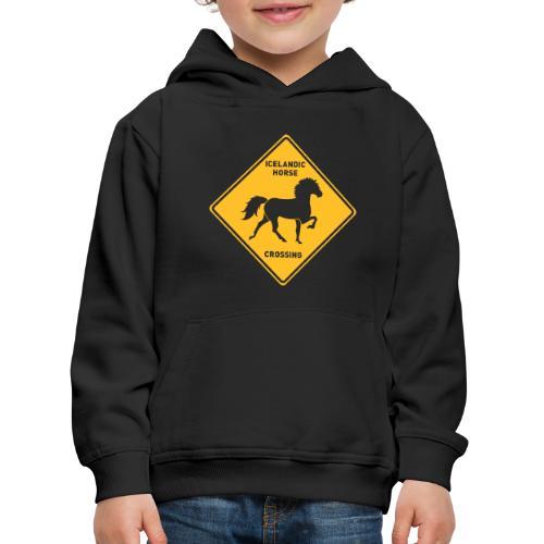 ISI CROSSING MT7 - Pull à capuche Premium Enfant