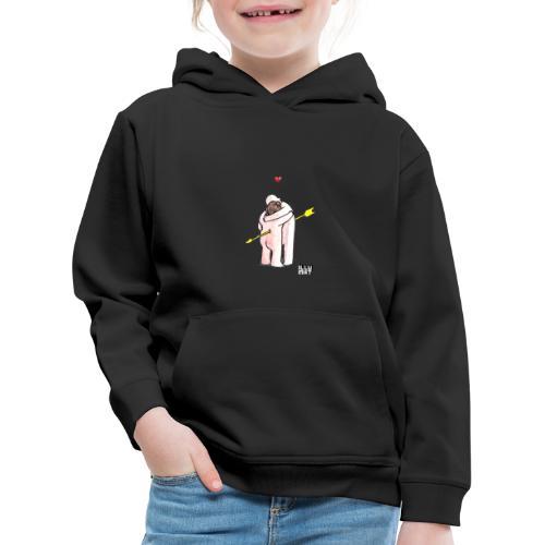Stef 0001 00 Love - Kinder Premium Hoodie