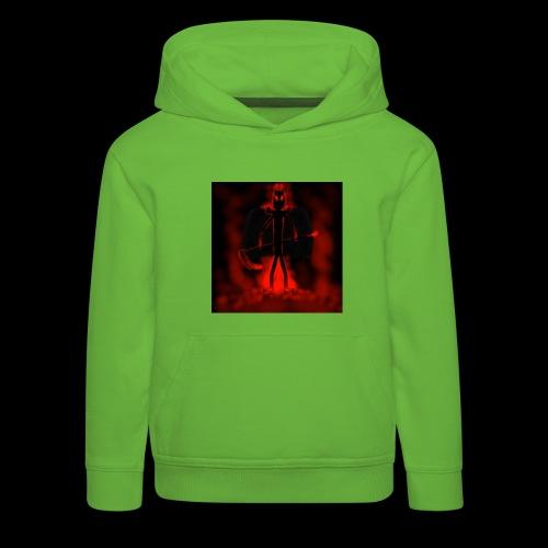 Corrupted Nightcrawler - Kids' Premium Hoodie