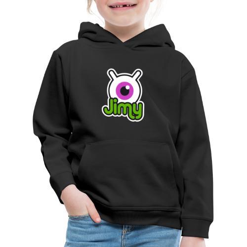 Jimy Label (Color) - Pull à capuche Premium Enfant