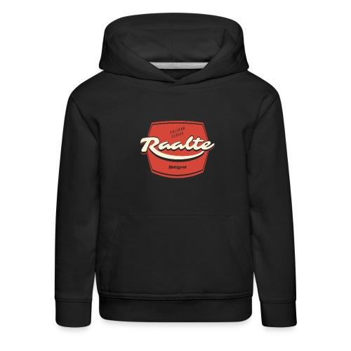 Batzer Salland Series Kind T-shirt Hoodie Raalte - Kinderen trui Premium met capuchon