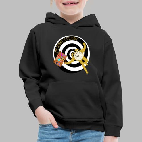 Time Travel - Kids' Premium Hoodie