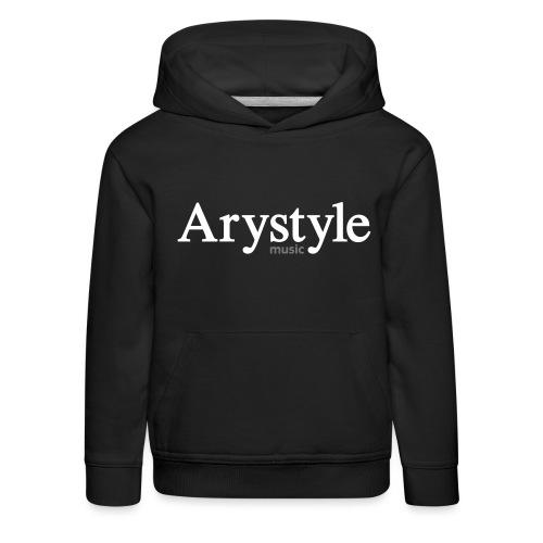 Arystyle music - Pull à capuche Premium Enfant