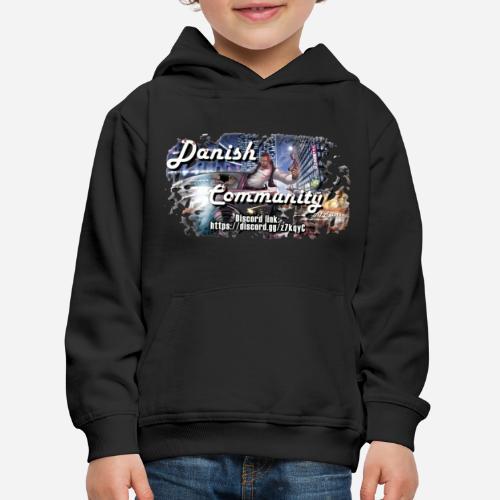Dansih community - fivem2 - Premium hættetrøje til børn