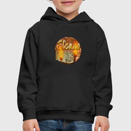 Elcano Logo - Kinder Premium Hoodie