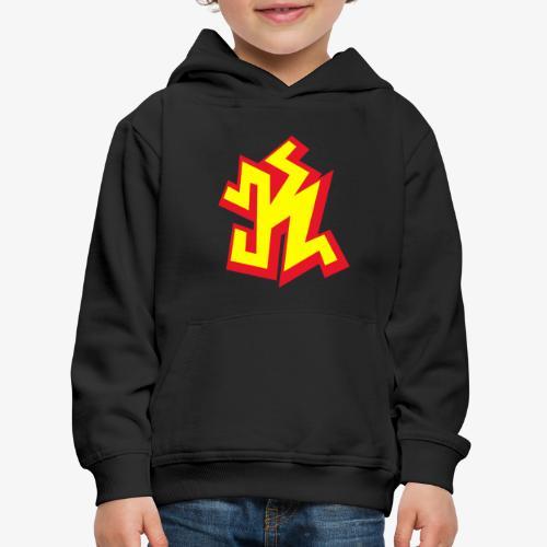k png - Pull à capuche Premium Enfant