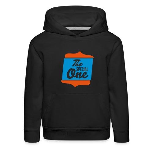 the special one - Bluza dziecięca z kapturem Premium