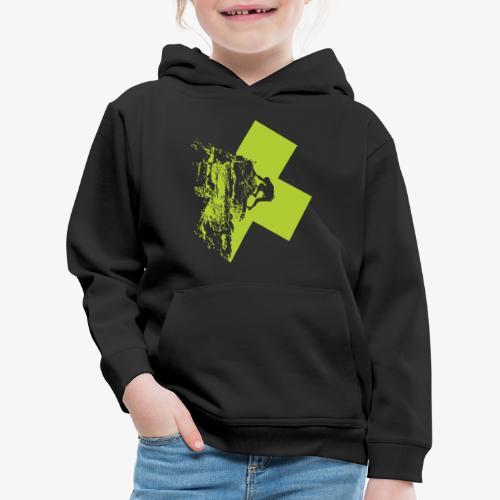 Escalando - Kids' Premium Hoodie