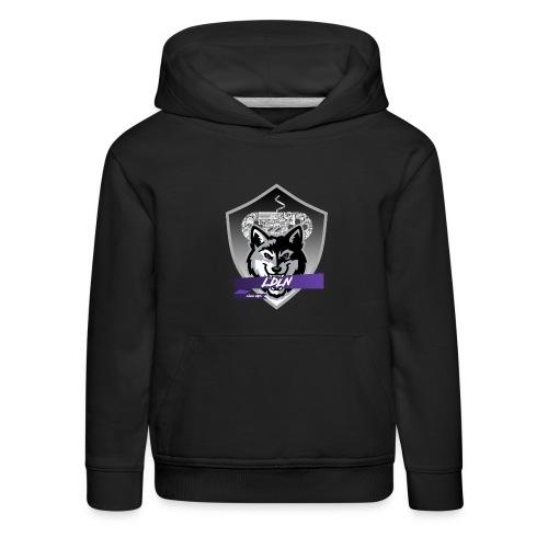 Le logo de la Légion de la Nuit - Pull à capuche Premium Enfant