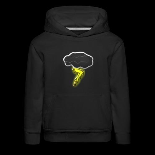 Blitzschlag - Kinder Premium Hoodie