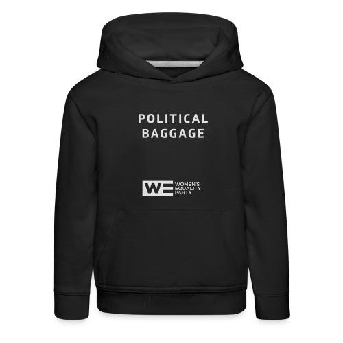 Political Baggage - Kids' Premium Hoodie