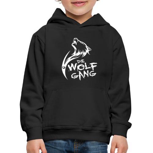 WOLFGANG3 - Kinder Premium Hoodie