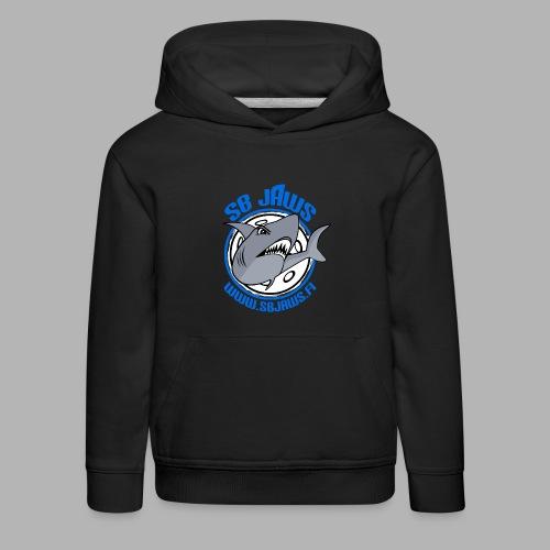 SB JAWS - Lasten premium huppari