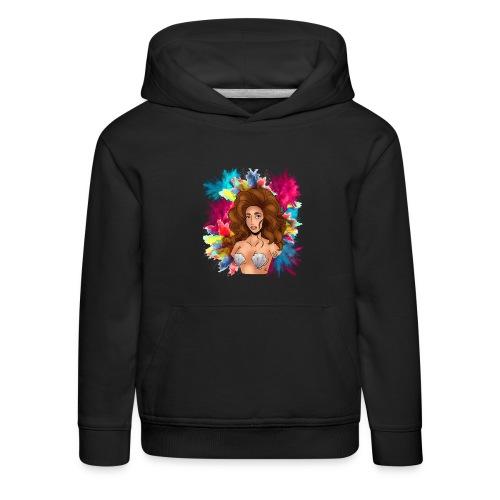 VENUS mochila - Sudadera con capucha premium niño
