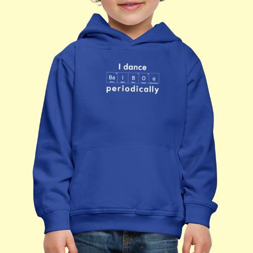 Balboa Swing Tanz Geschenk T-Shirt I Tanzkleidung - Kinder Premium Hoodie